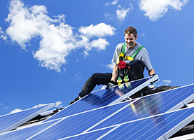 Solar Maintenance | Columbia District Solar and Energy Ltd. | Castlegar, BC | +1 (250) 304-8854